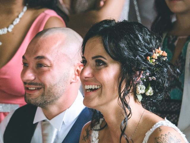 Il matrimonio di Daniel e Chiara a Carate Brianza, Monza e Brianza 266
