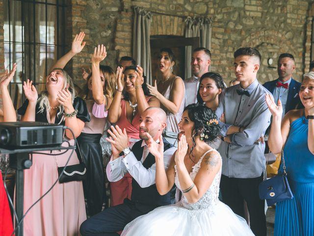 Il matrimonio di Daniel e Chiara a Carate Brianza, Monza e Brianza 269