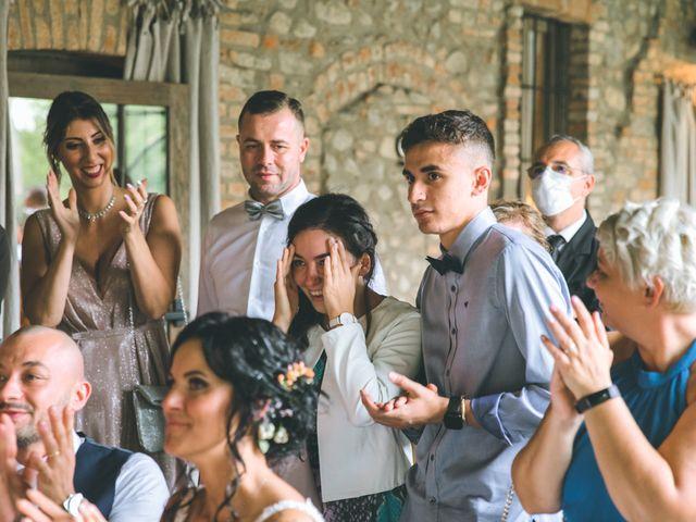 Il matrimonio di Daniel e Chiara a Carate Brianza, Monza e Brianza 270