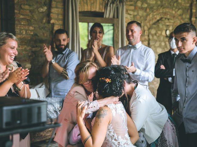 Il matrimonio di Daniel e Chiara a Carate Brianza, Monza e Brianza 273