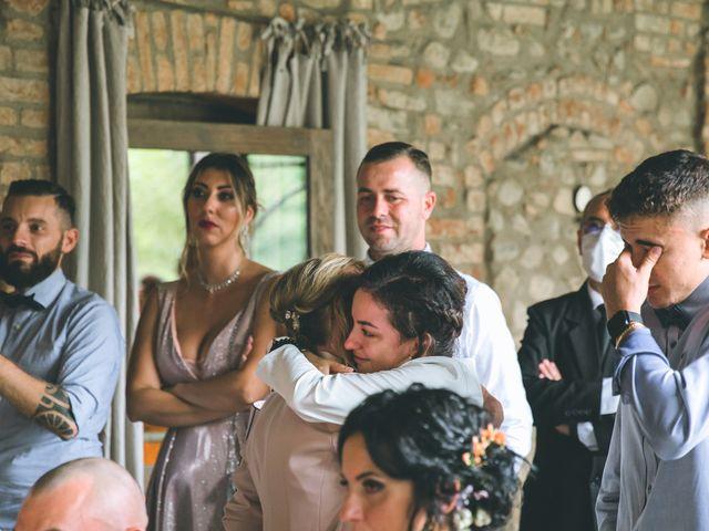 Il matrimonio di Daniel e Chiara a Carate Brianza, Monza e Brianza 274