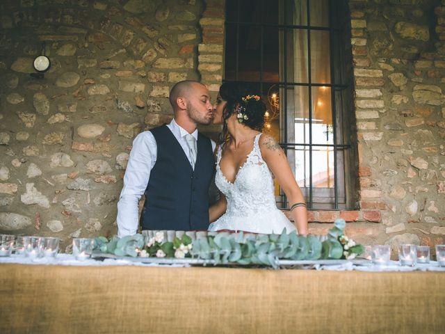 Il matrimonio di Daniel e Chiara a Carate Brianza, Monza e Brianza 280