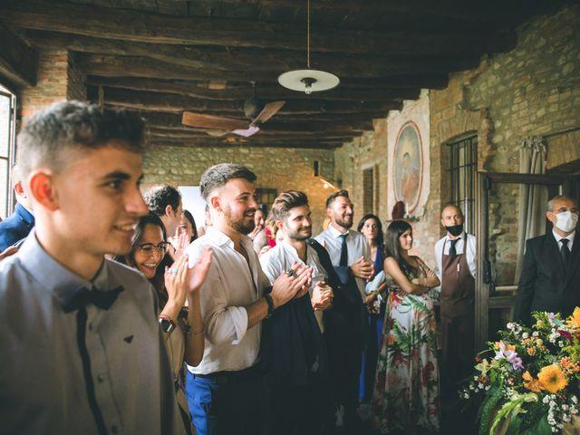 Il matrimonio di Daniel e Chiara a Carate Brianza, Monza e Brianza 285