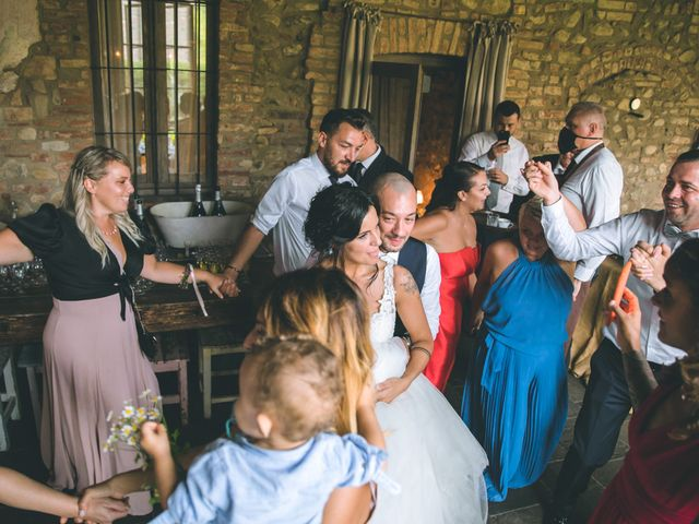 Il matrimonio di Daniel e Chiara a Carate Brianza, Monza e Brianza 296