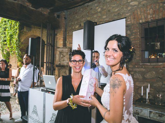 Il matrimonio di Daniel e Chiara a Carate Brianza, Monza e Brianza 301