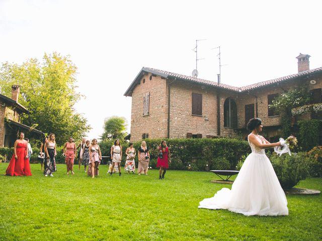 Il matrimonio di Daniel e Chiara a Carate Brianza, Monza e Brianza 305