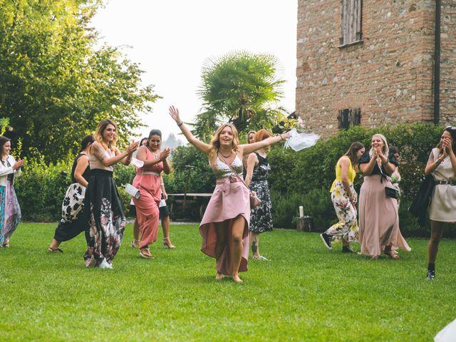 Il matrimonio di Daniel e Chiara a Carate Brianza, Monza e Brianza 307