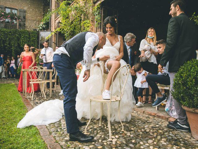 Il matrimonio di Daniel e Chiara a Carate Brianza, Monza e Brianza 308