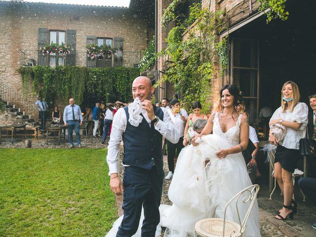 Il matrimonio di Daniel e Chiara a Carate Brianza, Monza e Brianza 310
