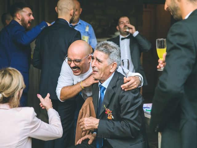 Il matrimonio di Daniel e Chiara a Carate Brianza, Monza e Brianza 317
