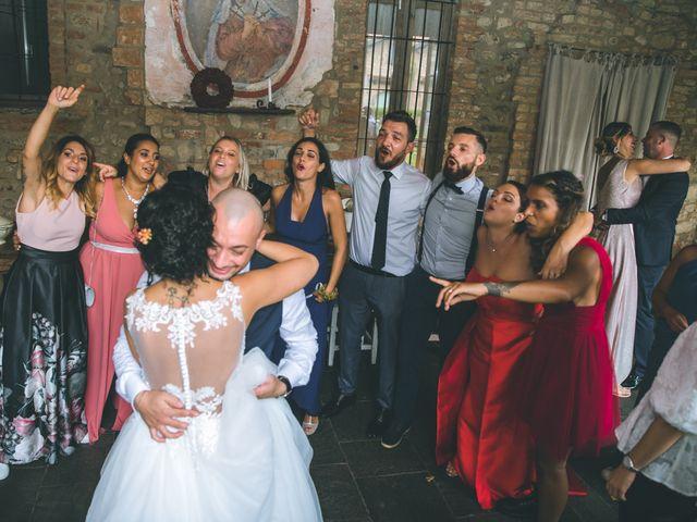 Il matrimonio di Daniel e Chiara a Carate Brianza, Monza e Brianza 327
