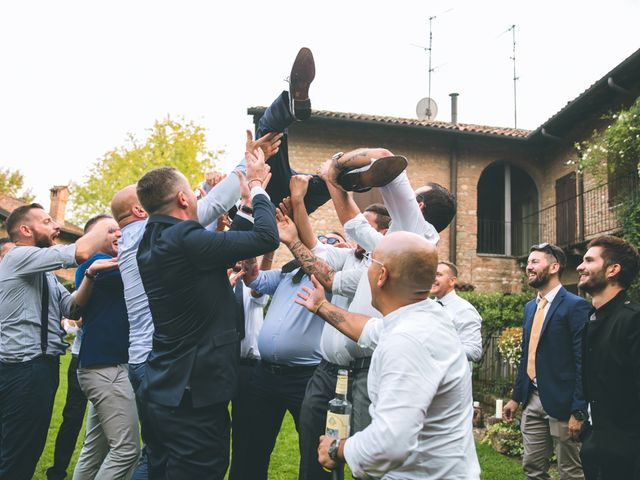 Il matrimonio di Daniel e Chiara a Carate Brianza, Monza e Brianza 334