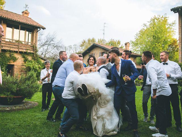 Il matrimonio di Daniel e Chiara a Carate Brianza, Monza e Brianza 337