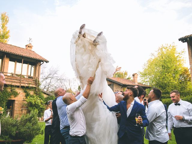 Il matrimonio di Daniel e Chiara a Carate Brianza, Monza e Brianza 338