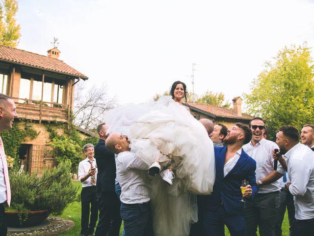 Il matrimonio di Daniel e Chiara a Carate Brianza, Monza e Brianza 340