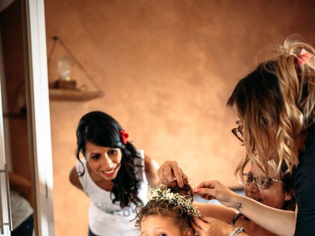 Il matrimonio di Cinzia e Valentino a Lido di Ostia, Roma 4