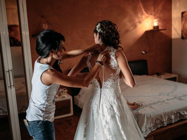 Il matrimonio di Cinzia e Valentino a Lido di Ostia, Roma 17