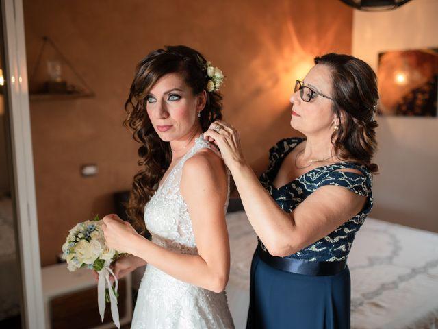 Il matrimonio di Cinzia e Valentino a Lido di Ostia, Roma 18