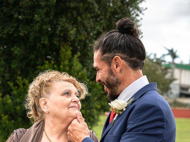 Il matrimonio di Cinzia e Valentino a Lido di Ostia, Roma 25