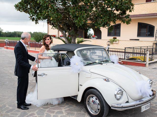 Il matrimonio di Cinzia e Valentino a Lido di Ostia, Roma 31