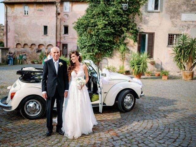 Il matrimonio di Cinzia e Valentino a Lido di Ostia, Roma 33