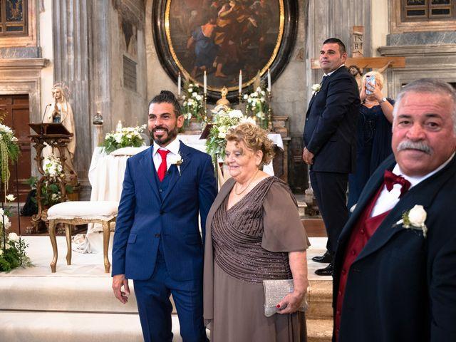 Il matrimonio di Cinzia e Valentino a Lido di Ostia, Roma 34