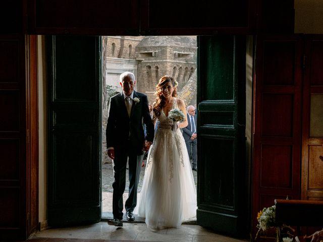 Il matrimonio di Cinzia e Valentino a Lido di Ostia, Roma 35