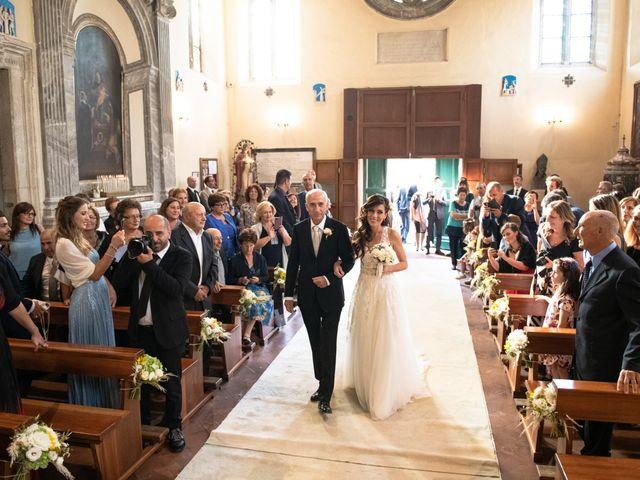 Il matrimonio di Cinzia e Valentino a Lido di Ostia, Roma 36