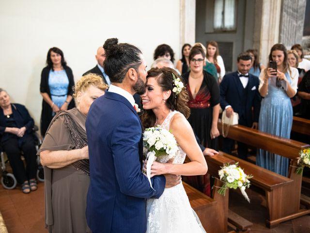 Il matrimonio di Cinzia e Valentino a Lido di Ostia, Roma 37