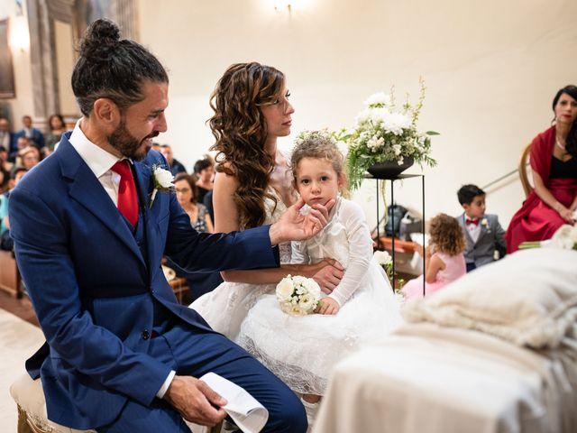 Il matrimonio di Cinzia e Valentino a Lido di Ostia, Roma 40