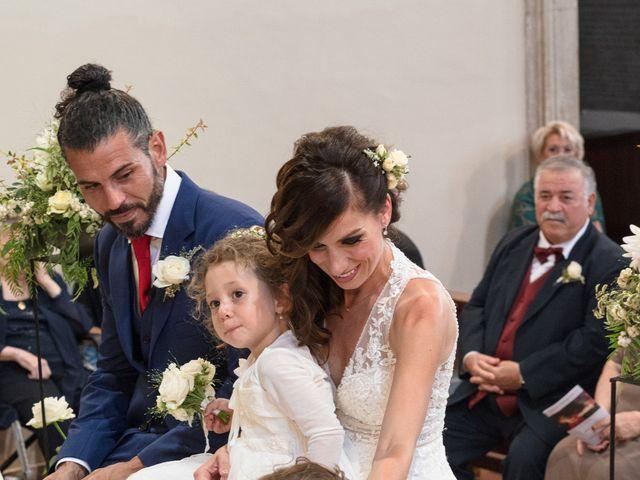 Il matrimonio di Cinzia e Valentino a Lido di Ostia, Roma 41