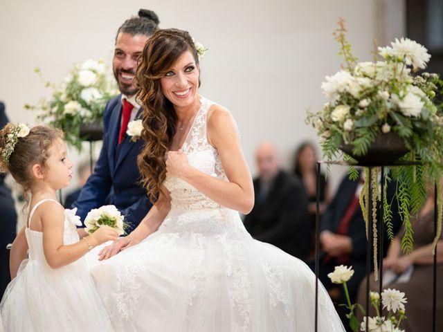 Il matrimonio di Cinzia e Valentino a Lido di Ostia, Roma 42