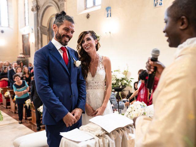 Il matrimonio di Cinzia e Valentino a Lido di Ostia, Roma 45