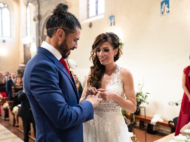 Il matrimonio di Cinzia e Valentino a Lido di Ostia, Roma 47