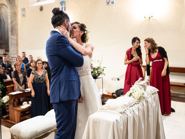 Il matrimonio di Cinzia e Valentino a Lido di Ostia, Roma 48