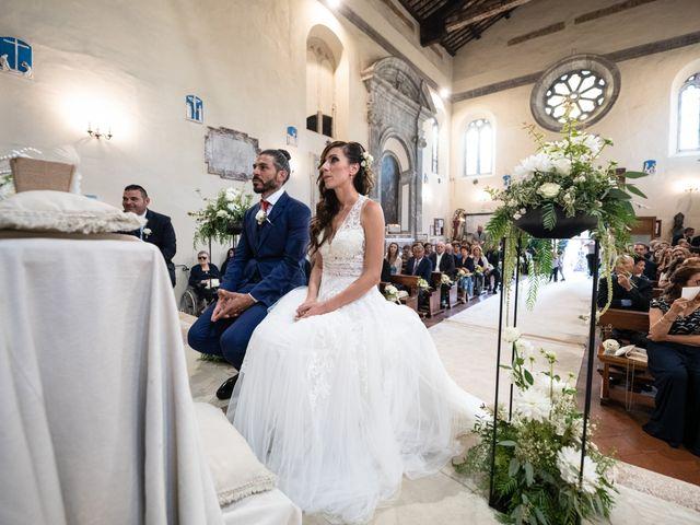 Il matrimonio di Cinzia e Valentino a Lido di Ostia, Roma 50