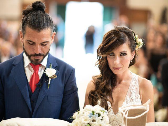Il matrimonio di Cinzia e Valentino a Lido di Ostia, Roma 51