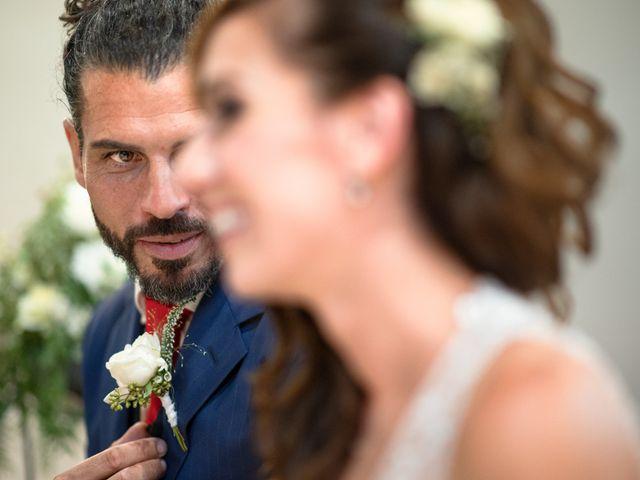 Il matrimonio di Cinzia e Valentino a Lido di Ostia, Roma 52