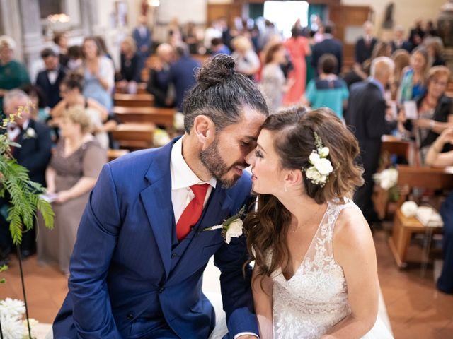Il matrimonio di Cinzia e Valentino a Lido di Ostia, Roma 53