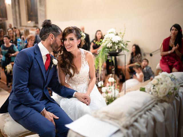 Il matrimonio di Cinzia e Valentino a Lido di Ostia, Roma 54