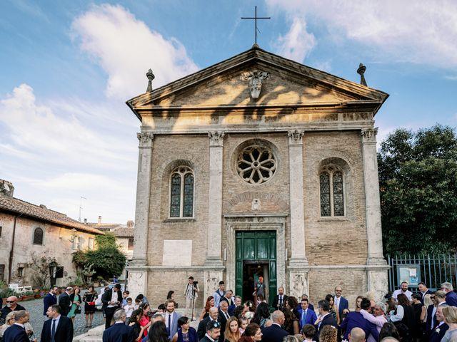 Il matrimonio di Cinzia e Valentino a Lido di Ostia, Roma 58