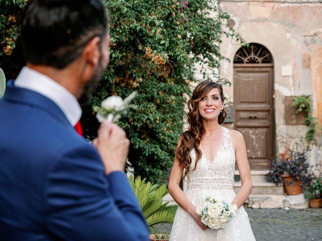 Il matrimonio di Cinzia e Valentino a Lido di Ostia, Roma 59