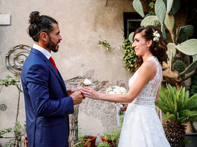 Il matrimonio di Cinzia e Valentino a Lido di Ostia, Roma 61