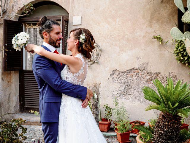 Il matrimonio di Cinzia e Valentino a Lido di Ostia, Roma 64