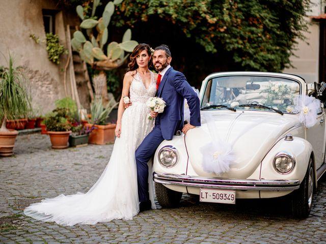 Il matrimonio di Cinzia e Valentino a Lido di Ostia, Roma 65
