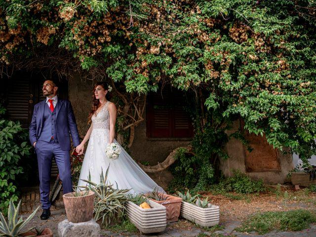 Il matrimonio di Cinzia e Valentino a Lido di Ostia, Roma 68