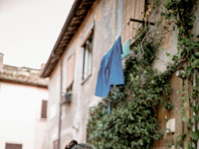 Il matrimonio di Cinzia e Valentino a Lido di Ostia, Roma 72