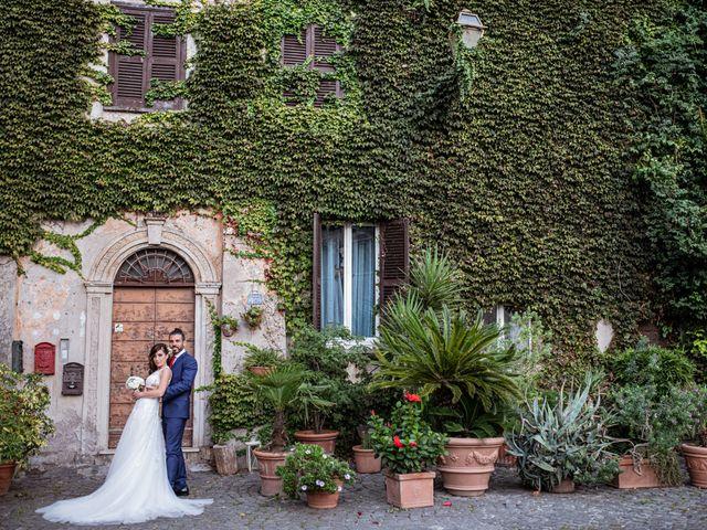 Il matrimonio di Cinzia e Valentino a Lido di Ostia, Roma 77