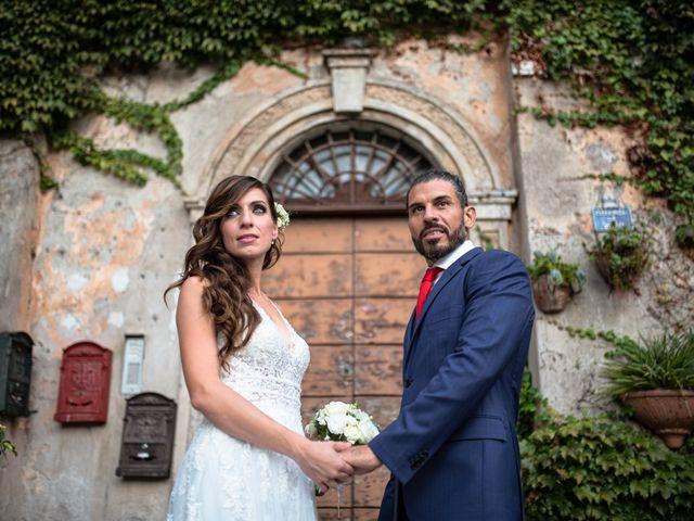 Il matrimonio di Cinzia e Valentino a Lido di Ostia, Roma 76
