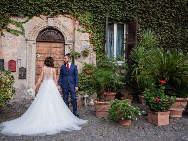 Il matrimonio di Cinzia e Valentino a Lido di Ostia, Roma 74